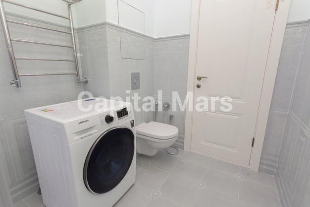 Ванная комната в квартире на ул. Чаянова, д. 24