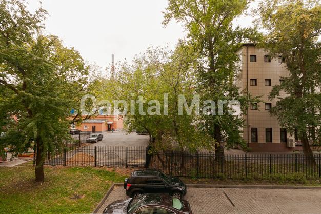 Вид из окна в квартире на ул. Чаянова, д. 24
