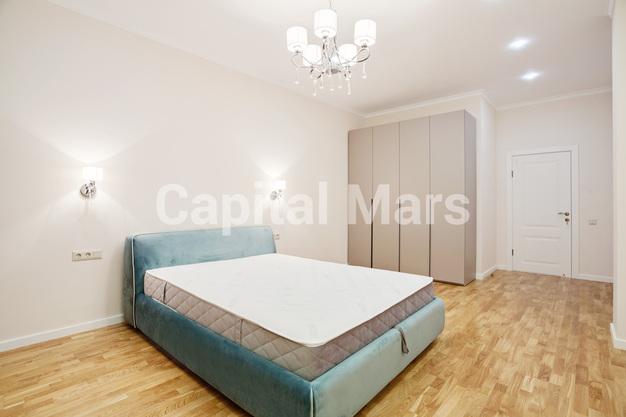 Спальня в квартире на ул. Чаянова, д. 24