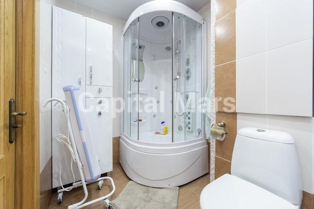 Ванная комната в квартире на ул. Медиков, д. 14, к. 2