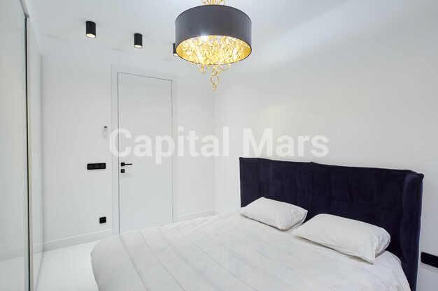 Спальня в квартире на Карамышевская наб, д. 34