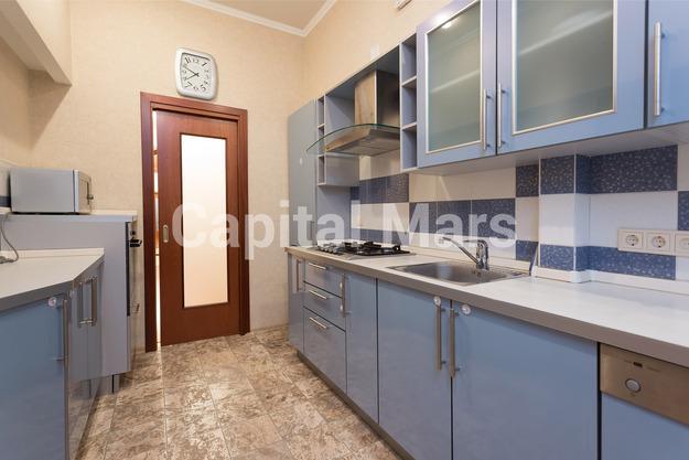 Кухня в квартире на ул. Земляной Вал, д. 46