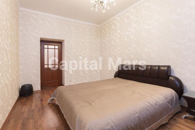 Спальня в квартире на ул. Земляной Вал, д. 46