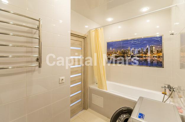 Ванная комната в квартире на ш. Боровское, д. 2А, к. 3