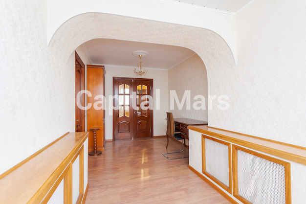 Кабинет в квартире на ул. Долгоруковская, д. 40