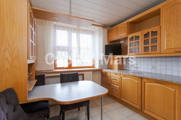 Кухня в квартире на ул. Долгоруковская, д. 40