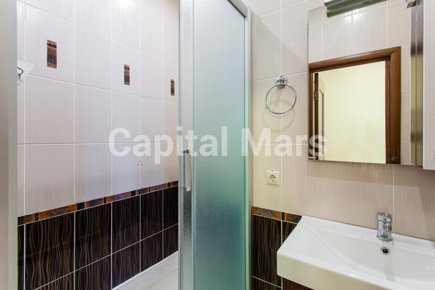 Ванная комната в квартире на ул. Гиляровского, д. 50