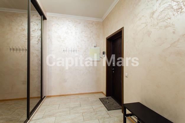 Прихожая в квартире на ул. Гиляровского, д. 50