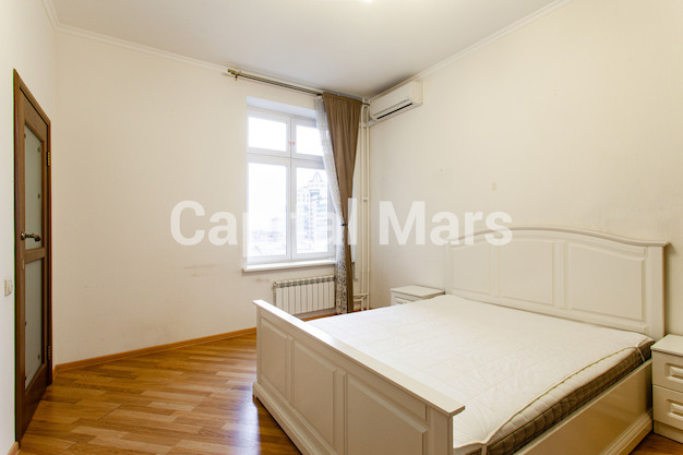 Спальня в квартире на ул. Гиляровского, д. 50