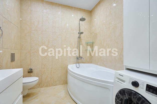 Ванная комната в квартире на пр-кт Ленинградский, д. 29, к. 3