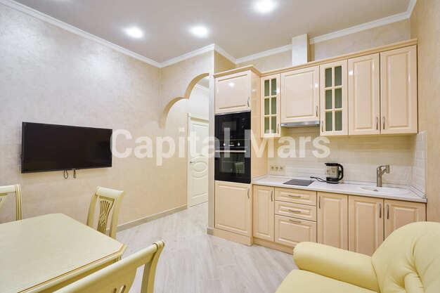 Кухня в квартире на пр-кт Ленинградский, д. 29, к. 3