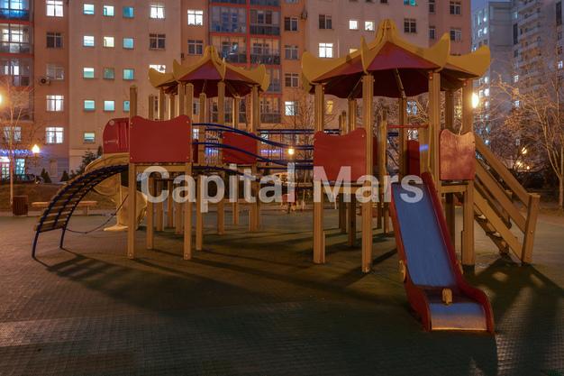 Детская площадка в квартире на б-р Ходынский, д. 11