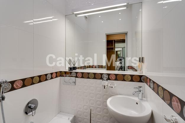 Ванная комната в квартире на б-р Ходынский, д. 11