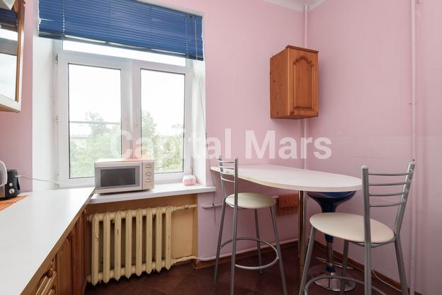 Кухня в квартире на ул. Маршала Неделина, д. 28