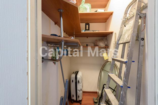 Кладовая в квартире на ул. Маршала Неделина, д. 28