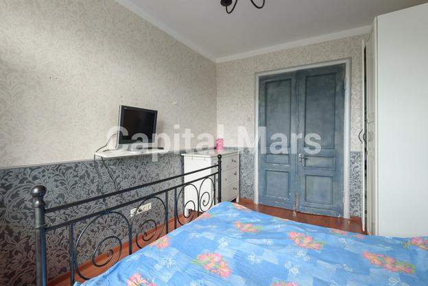 Спальня в квартире на ул. Маршала Неделина, д. 28