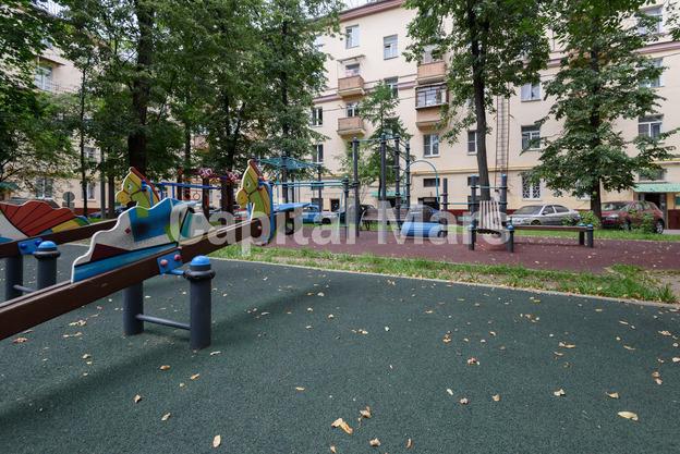 Детская площадка в квартире на ул. Маршала Неделина, д. 28