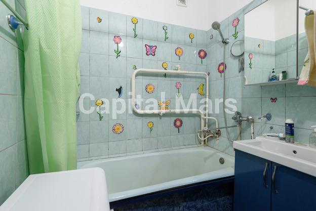 Ванная комната в квартире на ул. Маршала Неделина, д. 28