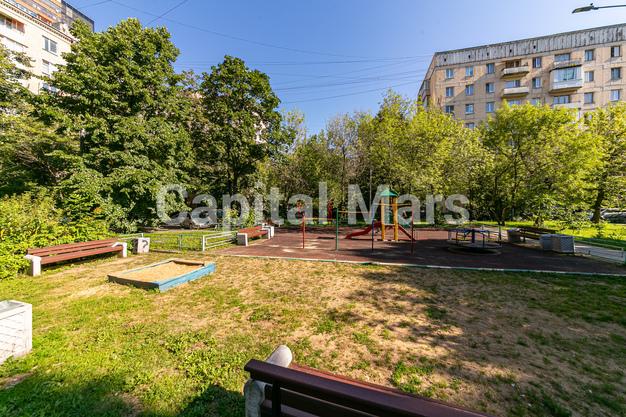 Детская площадка в квартире на пр-кт Ленинградский, д. 74, к. 6