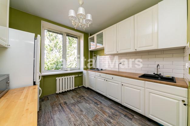 Кухня в квартире на пр-кт Ленинградский, д. 74, к. 6