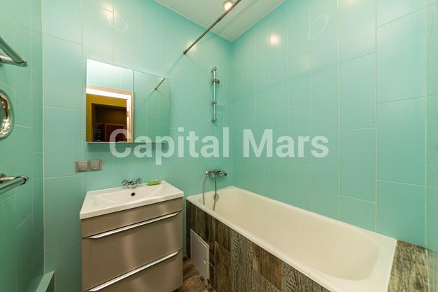 Ванная комната в квартире на пр-кт Ленинградский, д. 74, к. 6