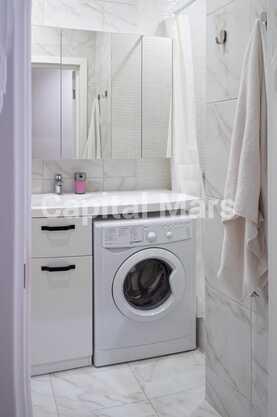 Ванная комната в квартире на пр-кт Рязанский, д. 2/1, к. 5