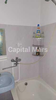 Ванная комната в квартире на ул. Митинская, д. 44