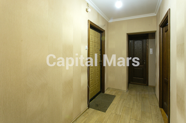 Прихожая в квартире на ул. Кадырова, д. 8, к. 3