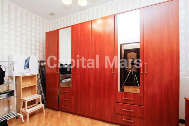 Кабинет в квартире на Ленинградское шоссе, д. 37, к. 1
