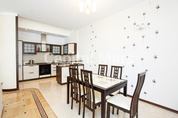 Кухня в квартире на Ленинградское шоссе, д. 37, к. 1