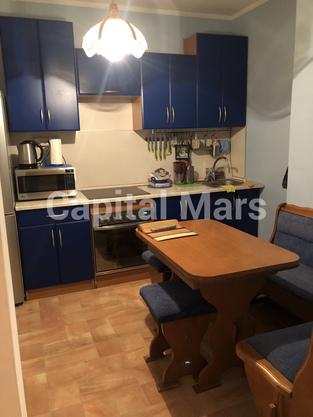 Кухня в квартире на пр-кт Маршала Жукова, д. 9