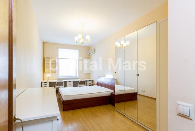 Спальня в квартире на ул. Панфилова, д. 2, к. 2