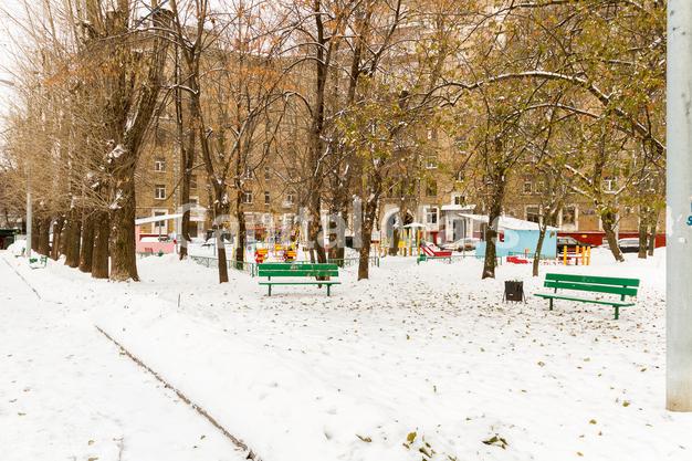 Детская площадка в квартире на ул. Панфилова, д. 2, к. 2
