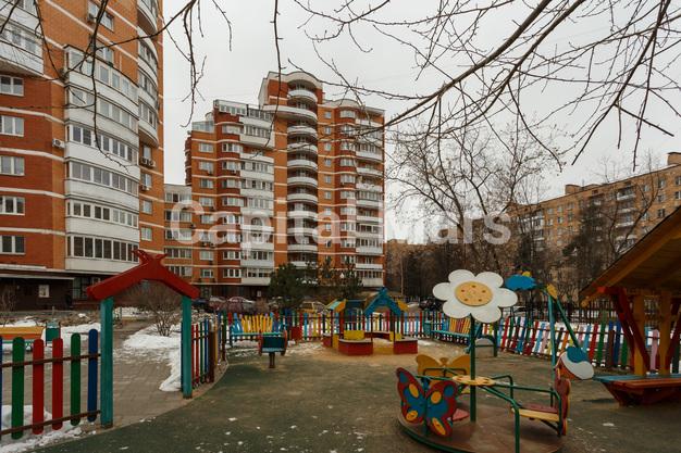 Детская площадка в квартире на ул. Маршала Тухачевского, д. 58, к. 3