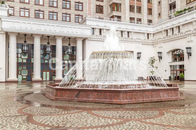 Двор в квартире на Чапаевский пер, д. 3
