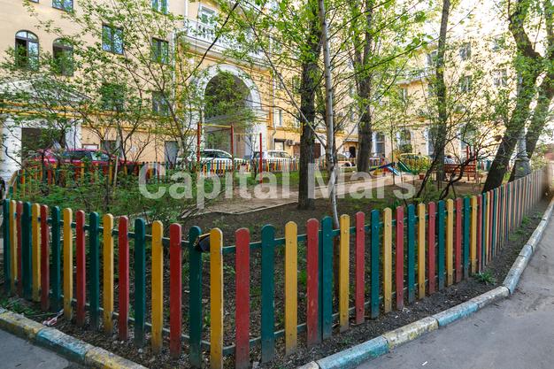 Двор в квартире на Ленинградский пр-кт, д 1
