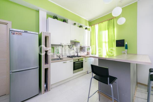 Кухня в квартире на Ленинградский пр-кт, д. 1
