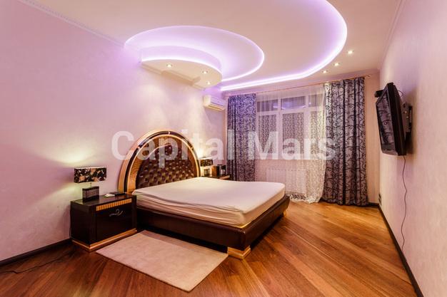 Спальня в квартире на ул. Крылатские Холмы, д. 37