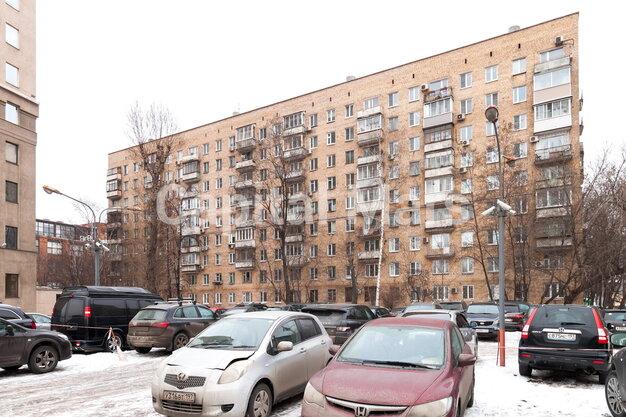 Фасад в квартире на ул. Николаева, д. 1