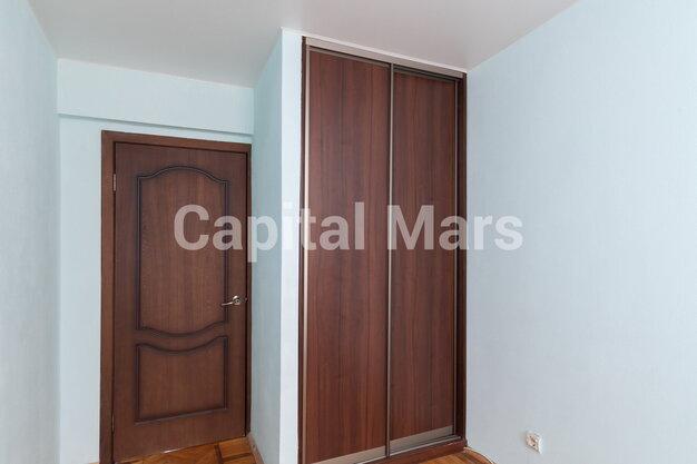 Спальня в квартире на ул. Николаева, д. 1