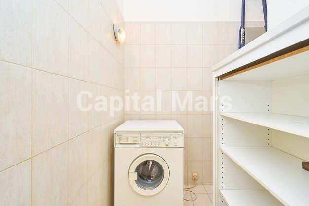 Ванная комната в квартире на Трубниковский пер, д. 24, стр. 1