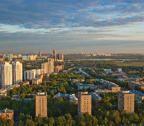 Район Южное Тушино